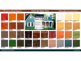 Фото  1 Bionic-House Facade Lasur natural texture- кольорова блакить-фарба для деревяних фасадів 2,8 л 2163679