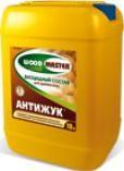Биоцидный состав для защиты древесины WoodMaster АНТИЖУК 5л