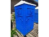 Фото  1 Биотуалет туалетная кабина для дачи 2343872