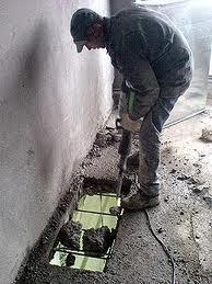 Быстро и качественно выполним алмазную резку стен фундаментов.