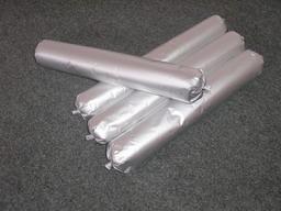 БЫСТРОФИКС А-однокомпонентный высыхающий акрилатный герметик-герметизаци я швов, трещин, для остекления, окон и теплиц.