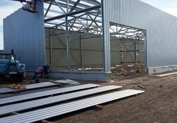 Фото 1 Быстромонтируемые склады и ангары из сэндвич - панелей 345098