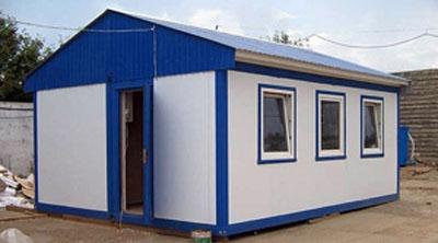 Быстровозводимые модульные здания и блок контейнеры