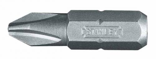 Бита Ph 2 25 мм , Ph 2 50мм, Бита Ph1/P2 Бита Stanley двухсторонняя
