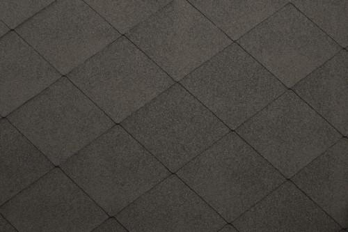 Бітумна черепиця Katepal Foxy у темно-сірому відтінку. Безперечна якість .