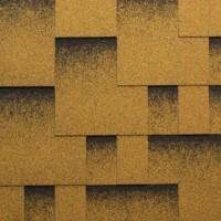 Бітумна черепиця Катепал Роккі золотий пісок