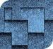 Битумная черепица Kateapl Ruflex Super Rocky голубая лагуна Детальнее на сайте ukrdah. kiev. ua