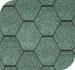 Битумная черепица Katepal Катепал KL зеленый, гарантия 25 лет Детальнее на сайте ukrdah. kiev. ua