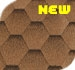 Битумная черепица Катепал катрилли соты Katepal Katrilli лишайник, иний , дюна, золотой песок, сайт ukrdah. kiev. ua