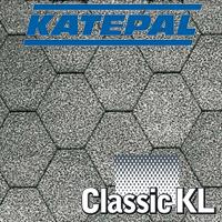 Битумная черепица Katepal — Коллекция Classic KL