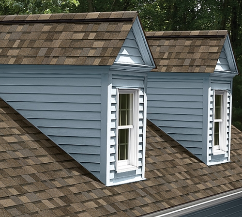 Фото  1 Битумная черепица Owens Corning (США), модель TruDefinition™ Duration® Shingles Designer Colors Collection цвет:sanddune 85772