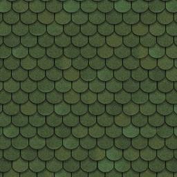 Битумная черепица Танго Зеленый