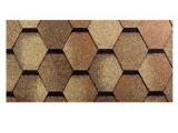Битумная черепица Тегола Мозаик, сосновая кора