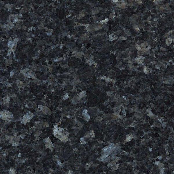 Фото  1 Гранитная плита BLACK PEARL полировка 3 см черно-серый 141489