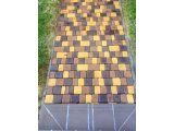 Фото  8 Black Stone - пропитка для тротуарной плитки, эффект мокрого камня, 80л 2083003