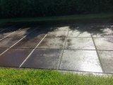 Фото  4 Black Stone - пропитка для тротуарной плитки, эффект мокрого камня, 5л 2083004