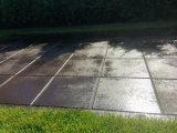 Фото  4 Black Stone - пропитка для тротуарной плитки, эффект мокрого камня, 40л 2083003