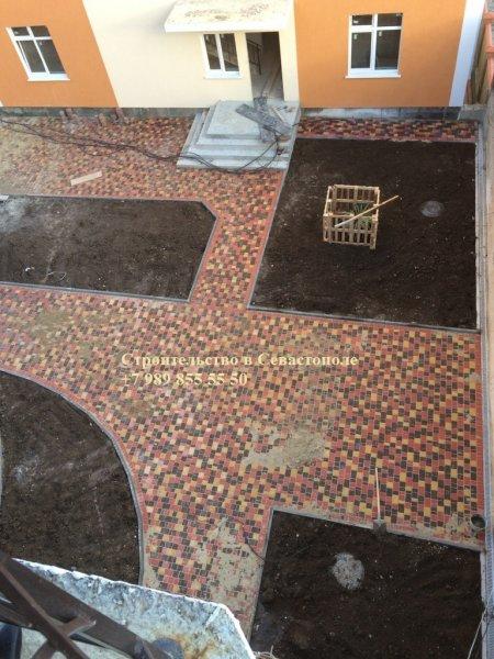Фото 2 Укладка тротуарной плитки в Севастополе 334396