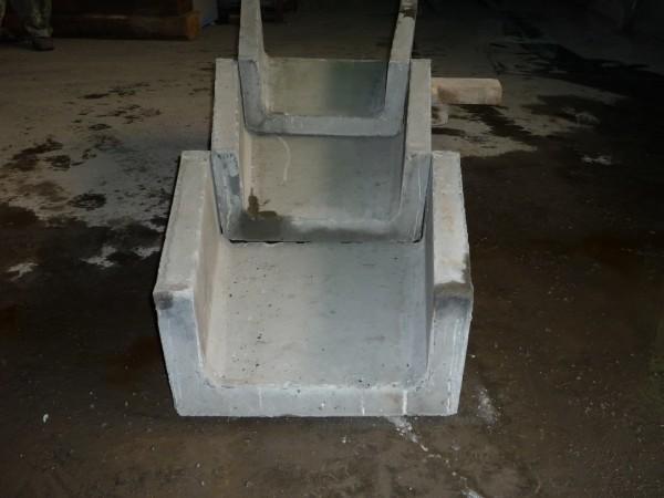 Блок бетонный Б-9 (для Б-6)