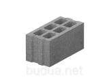 Фото  1 Блок бетонный стеновой 400*200*200 2033783