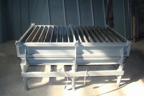 Блок форма для изготовления поребрика