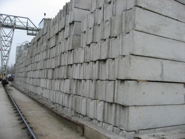 Блок фундамента 12.3.6