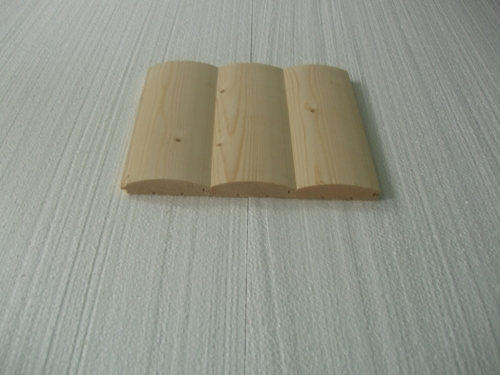Блок-хаус (блок-хауз, ). Толщина 25 мм, ширина 125 мм, длина до 5 м. Материал Смерека, камерная сушка.