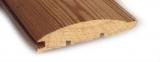 Блок-хаус из сибирской лиственницы 28*137(130)*4000