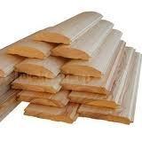 Блок-хаус (сосна) 150х30х4500 (сорт 0-1,2-3)