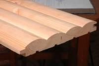 Блок-хаус сосна 321104500мм (м2)