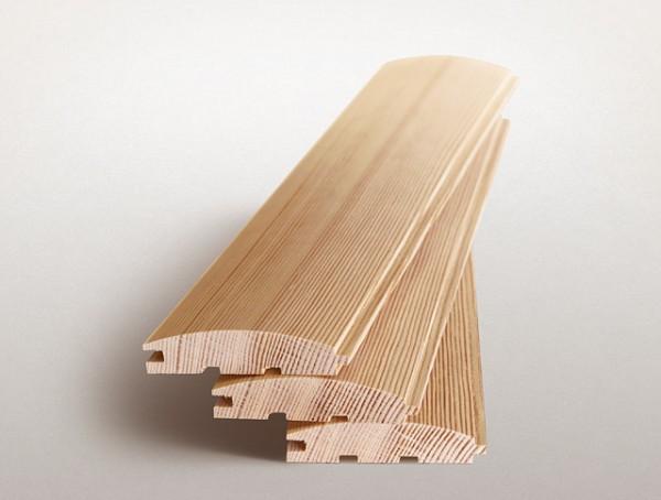 Блок-хаус сосна. Длина 4-4,5 м, ширина 0,125-0,135 м, толщина 30-35 мм. Опт, розница.