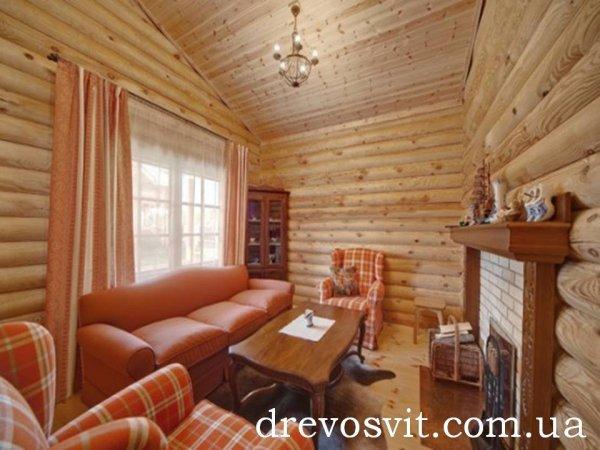 Блок хаус (деревина-сосна). Для зовнішніх і внутрішніх робіт. Розміри 125*35, довжина 4,0м та 4,5м. Доставка.