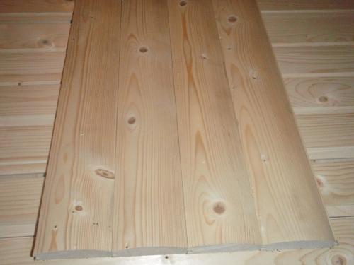 Блок-хауз для внутрішнніх робіт(100*20*3000) з смереки, висока якість, сухий. Доставка.