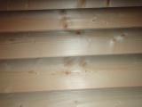 Блок-хауз з смереки 150*35*6000, для зовнішніх робіт.