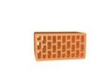 Блок керамический СБК-озера 2НФ, (двойной кирпич), 250х120х138мм. М100-150, пустотелый.