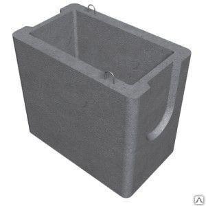 Блок ливнеприемника