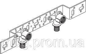 Блок настенных уголков на кронштейне D 161/2 230
