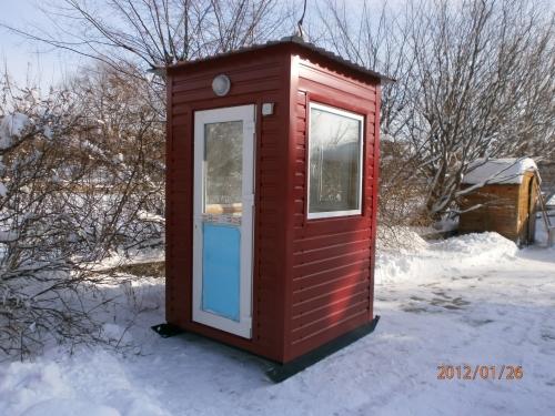Блок Пост охраны Охранные будки и КПП купить в Киеве