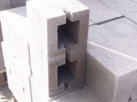 Блок стеновой 20*20*40