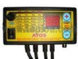 Фото  5 Блок управления Kom-Ster ATOS (усиленный 400 Вт) для твердотопливного котла. 5745525