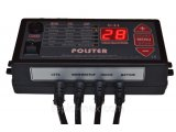 Фото  3 Блок управления Polster C-33 и вентилятор NWS-75 комплект для автоматизации твердотопливного котла 3843703