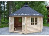 Вариант отделки? Фасад или Интерьер из дерева. Подробности на сайте Компании Запах Дерева.