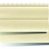 БлокХауз - сайдинг под сруб, бревно 3.1 х 0.2 м. цвет - БЕЖЕВЫЙ