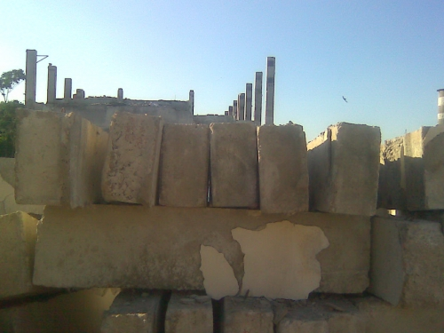 блоки фундаментные ФБС 24-3-6 б/у