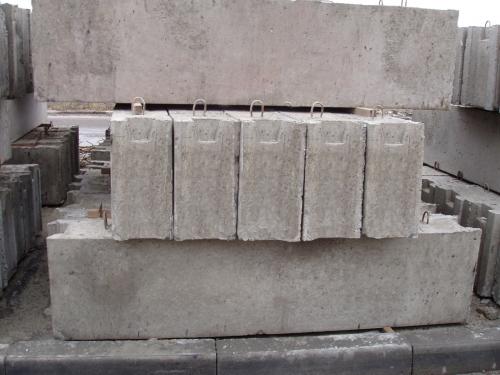 Блоки фундаментные ФБС 3,4,5,6