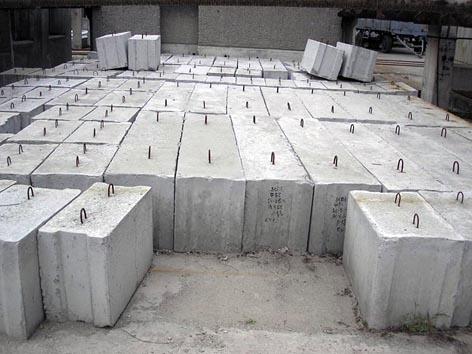 Блоки фундаментные ФБС в Одессе, плиты перекрытия ПК, кольца, сваи, ЖБИ. Доставка, разгрузка, монтаж