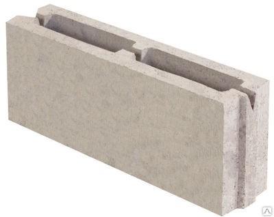 Блоки керамзитобетонные СБ-ПР 20.25.20