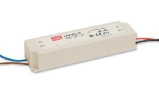 Блоки питания для светодиодов:герметич ные и негерметичные;, meanwel20w,30w,50w,6 0w,100w,150w,200w,35 0w;12,24,48В.