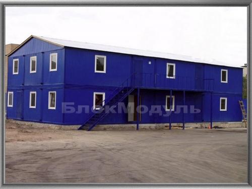 БМЗ, быстровозводимые здания