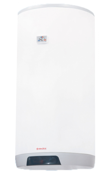 Бойлеры комбинированные с теплообменником и тэном, навесные горизонтальные DRAZICE ОКСV 125/1м2